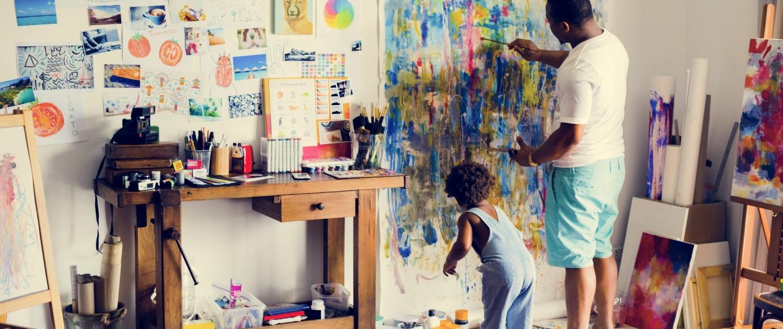 Artist family